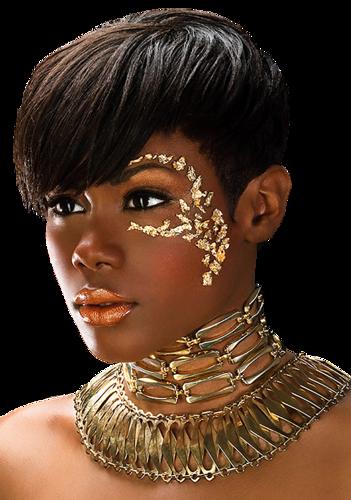 Femme africaine - Africaine dessin ...